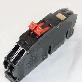 Zinsco R3820 2-Pole 20 Amp Molded Case Circuit Breaker