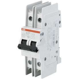 ABB SU202M-K25 2-Pole 25 AMP Mini Circuit Breaker