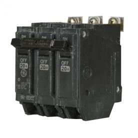 General Electric THQB32060 3-Pole 60 Amp Molded Case Circuit Breaker