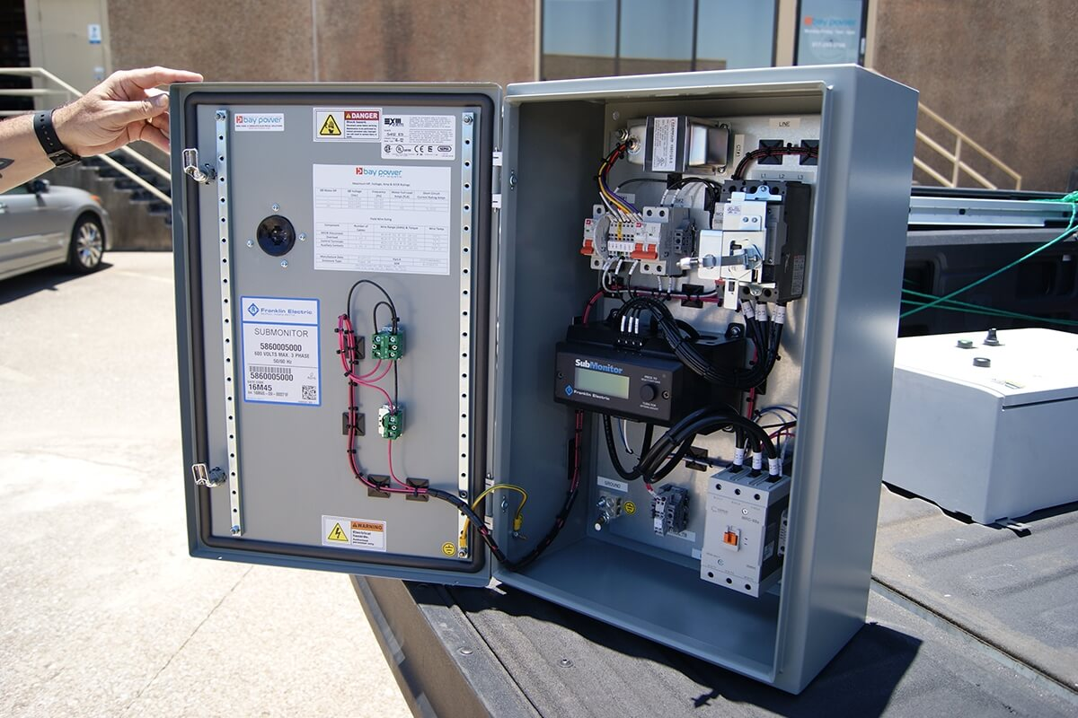 Bay Power Fort Worth is a UL 508A certified panel shop