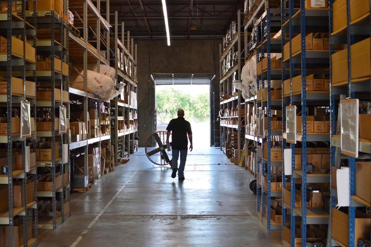 Bay Power Fort Worth Warehouse