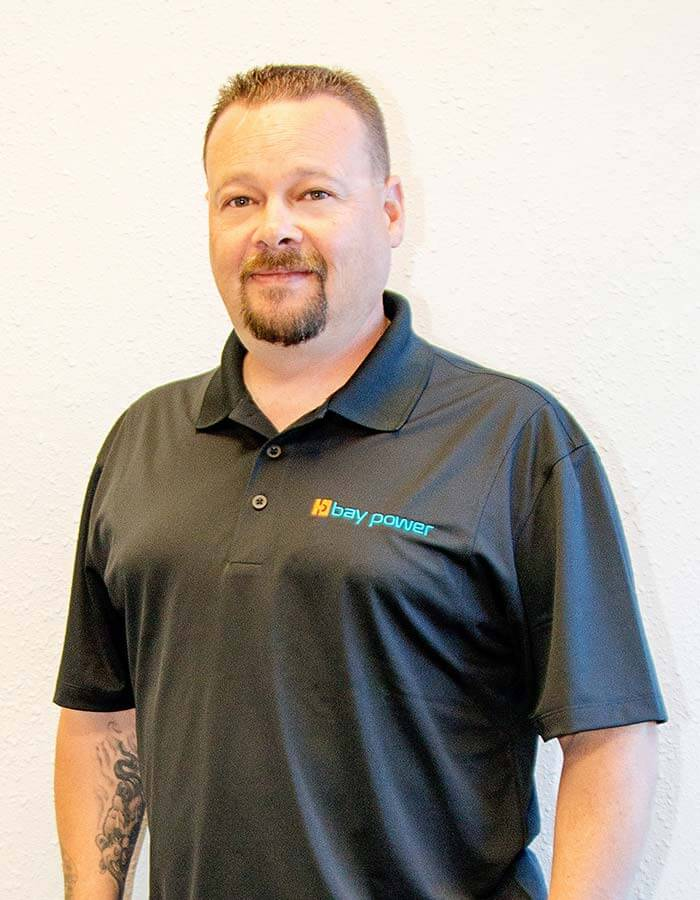 Mark Canfield - Branch Manager, Modesto
