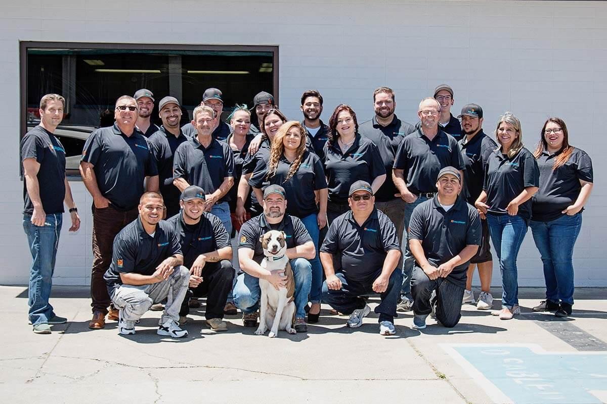 The Bay Power San Jose team