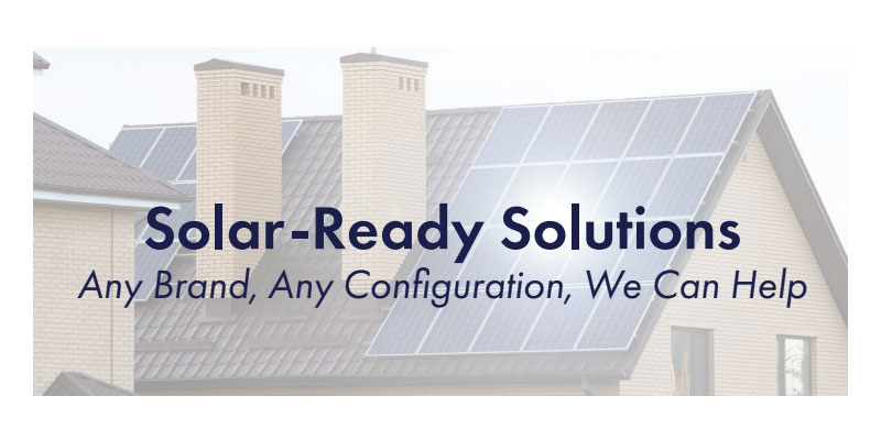 Solar-Ready Solutions In Stock at Bay Power